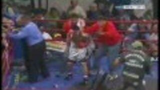 Tymczasem na ringu w Argentynie