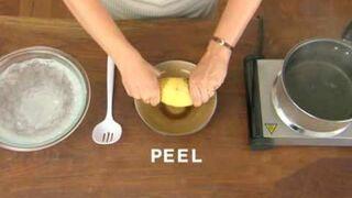 Jak obrać ziemniaka w 5 sekund