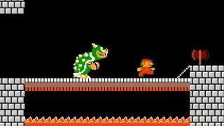 Mario Goes Berserk - Dorkly Video
