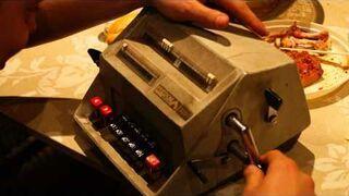 Nowoczesny kalkulator