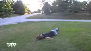 How Not To Do A Backflip