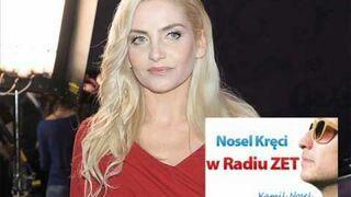 Maja Frykowska wkręcona przez radio