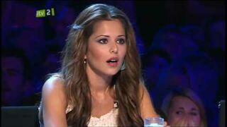 The X Factor - erekcja na wizji