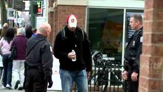 Cops Get Owned!!! - Epic Pee Prank.