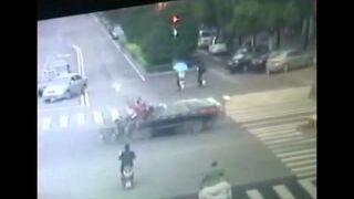 5 osób potrąconych przez auto