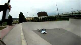 Awaria roweru / fail on a bike