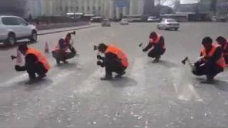 Jak pracuje się w Rosji