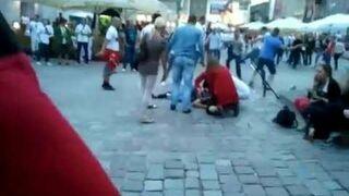 Walki Polaków podczas Euro