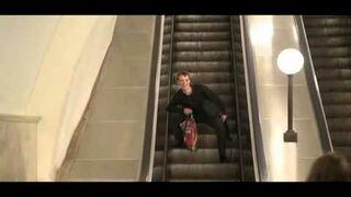 Escalators and Russian