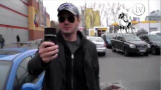 Kuba Wojewódzki atakuje pseudo reportera