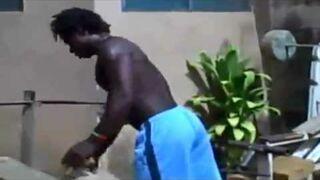 Profesjonalna siłownia w afryce