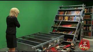 Ukryta kamera: Biblioteka