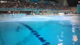 Stephan Feck Fail at London Olimpic 2012