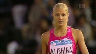 Darya Klishina Olympic Hotness