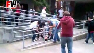 Parkour At School Gone Bad