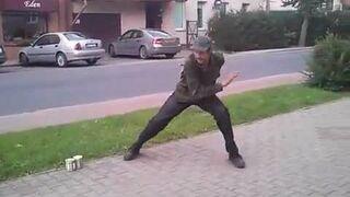 Karate mistrz