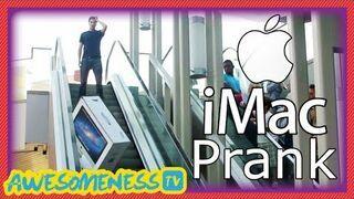 Broken iMac Prank - Randomness