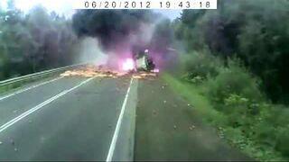 Car Crash compilation June 2012 week 3