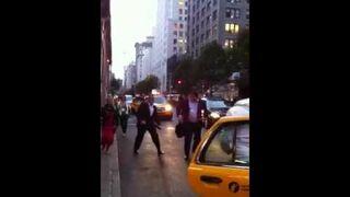 Bójka o Taksówkę