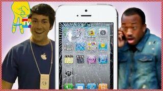iPhone 5 Box Prank - Randomness