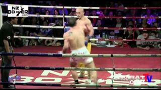 Shaolin Master in the ring