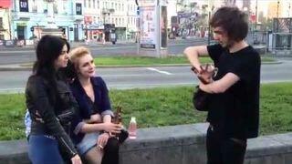 Jak zaimponować dziewczynie w Rosji