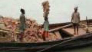 Tragarz cegieł z Bangladeszu