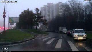 Perfekcyjne parkowanie w Rosji