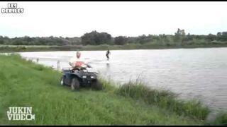 Odkryli nowy sport wodny