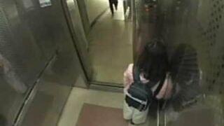 Gwałciciel w windzie