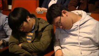 Zaspani fani