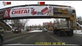 Road crash - video compilation #3 November