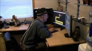 Dziadek kontra najstarszy komputerowy dowcip świata