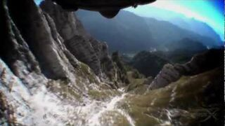 Wingsuit Basejumping - PhoenixFly [Edit by VoMax]