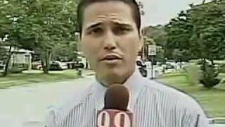 Gustavo Almodovar wymawia swoje imię i nazwisko