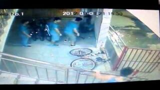 Próbuje ukraść rower z siłowni
