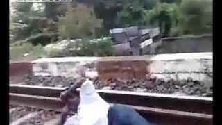 Pociąg: Szalony kaskader