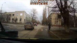 ROAD CAR CRASH - VIDEO COMPILATION