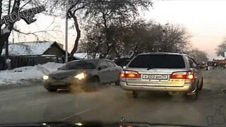 Road crash - video compilation