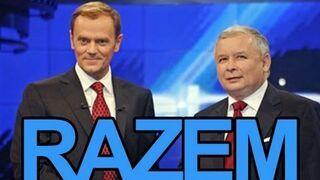 Razem - parodia świątecznego spotu Donalda Tuska