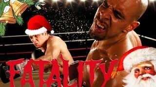 Christmas Party Single Punch Knock Out