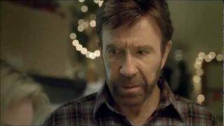 Chuck Norris - Świąteczny karp