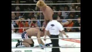 Najlepsza Walka MMA w Historii