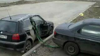Rosja: Prostowanie prostowanie samochodu