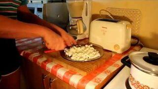 Gracjan Roztocki Gotuj z Gracjanem - Makaron z serem