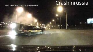 Accident in Russia 76