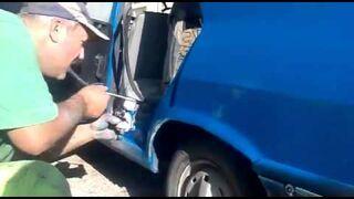 Malowanie samochodu przez amatora