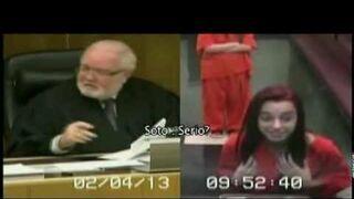 Sędzia Wesołowski vs Nastolatka z Miami Penelope Soto