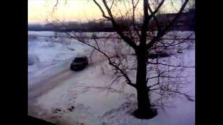 Upadek meteorytu w Rosji 15.02.2013
