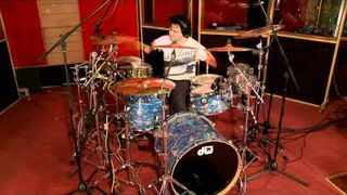 Basket Case - Green Day drum cover.